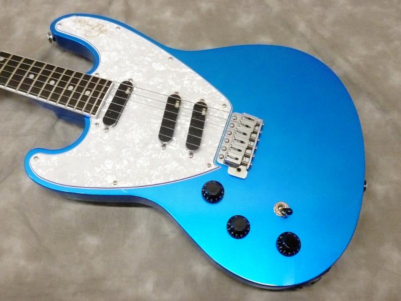 Greco BG-1100T/L (MBL) 【レフティ/レフトハンドギター(左用)】