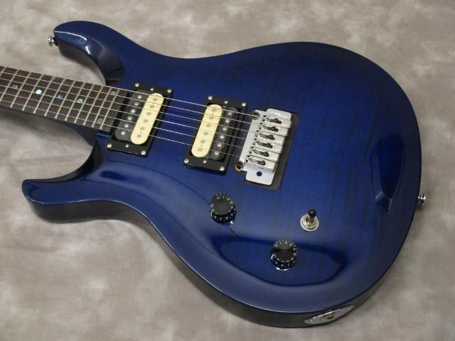 Tokai LG65F/LH (STBL) 【レフティ/レフトハンドギター(左用)】