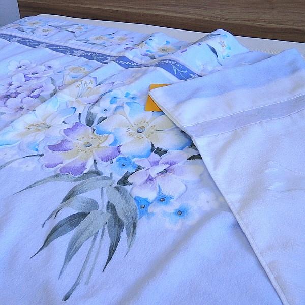 """今治毛巾毯日本提花织棉毯""""骷髅""""棉 100 %140 厘米 x 190 厘米单一尺寸"""