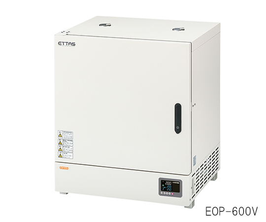 アズワン(AS ONE) 定温乾燥器 (タイマー・自然対流式) EO-600V 150L(1-9381-51)