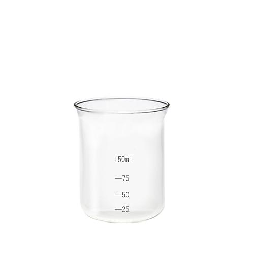 アズワン(AS ONE) 凍結乾燥瓶 150ml 本体のみ(2-8102-16)