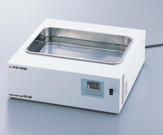 アズワン(AS ONE) スマートウォーターバス(撹拌機能付き) 水槽容量4.5L(1-9026-02)