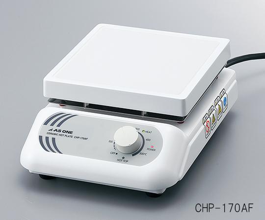 アズワン(AS ONE) セラミックホットプレート (アナログタイプ) 550℃ 175×178mm(1-9386-31)