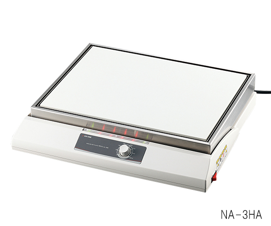 アズワン(AS ONE) ホットプレート (NINOS) NA-3HA 350℃ 400×300mm(1-4600-42)