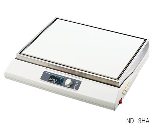 アズワン(AS ONE) ホットプレート (NINOS) ND-3HA 350℃ 400×300mm(1-4601-42)