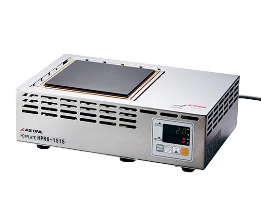 アズワン(AS ONE) ホットプレート600 (耐薬天板) 150×150mm(3-6756-01)