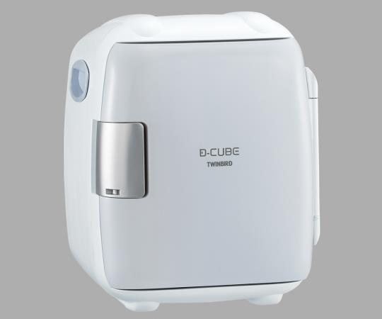アズワン(AS ONE) 2電源保冷保温ボックスHR-DB06GY 5.5L(1-2763-11)