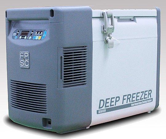 アズワン(AS ONE) ポータブル低温冷凍冷蔵庫 -40~+10℃ 鍵付(1-8757-04)