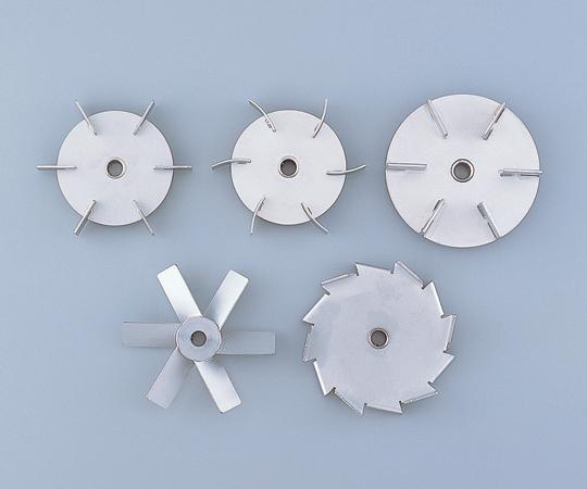 アズワン(AS ONE) 撹拌翼 SUS傾斜パドル120mm(1-7125-35)