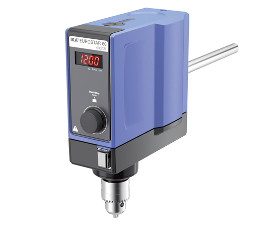 アズワン(AS ONE) 電子制御撹拌機 ユーロスター60デジタル(1-3150-31)