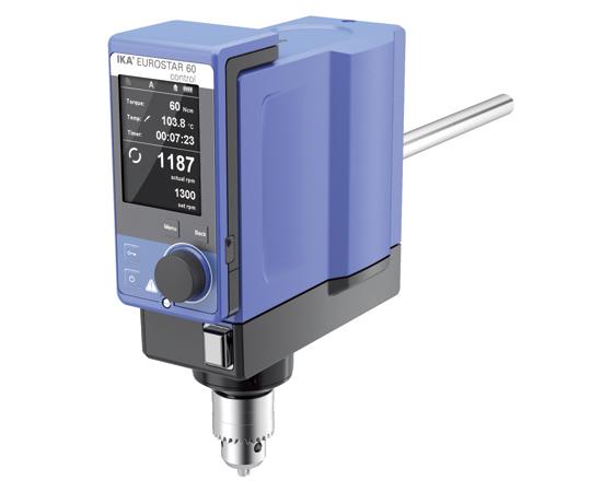 アズワン(AS ONE) 電子制御撹拌機 ユーロスター60コントロール(1-3150-32)