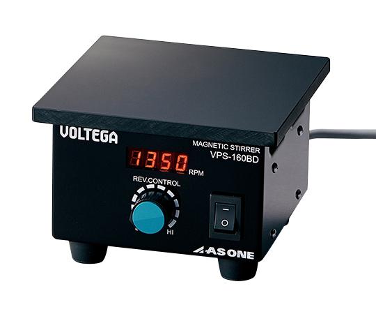 アズワン(AS ONE) VOLTEGAパワースターラー (ベークライト天板) 160×160mm(3-6757-01)