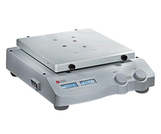 アズワン(AS ONE) デジタルシェーカー 旋回 100~500rpm 耐荷重7.5kg(3-7044-08)