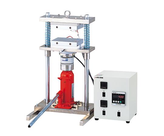 アズワン(AS ONE) 小型熱プレス機 0~10t(1-6002-32)