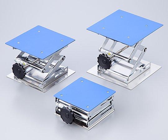 アズワン(AS ONE) コーティングラボジャッキ(フッ素樹脂コーティング) 150×150(1-4641-11)