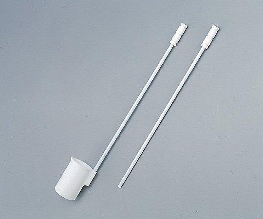 アズワン(AS ONE) フッ素樹脂成型ひしゃく 036.100(5-5043-01)