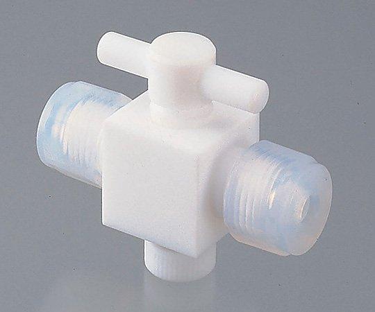 アズワン(AS ONE) YK接続2方コック(接続型) 12mm(7-286-04)