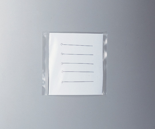 アズワン(AS ONE) 白金耳 φ0.3×100mm×φ2 5本(6-8690-02)