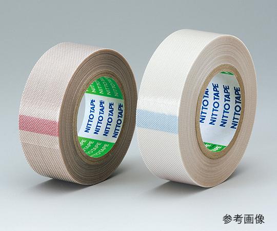 アズワン(AS ONE) ニトフロン(R)ガラス粘着テープ 973UL 0.18×50mm×10m(1-8956-03)