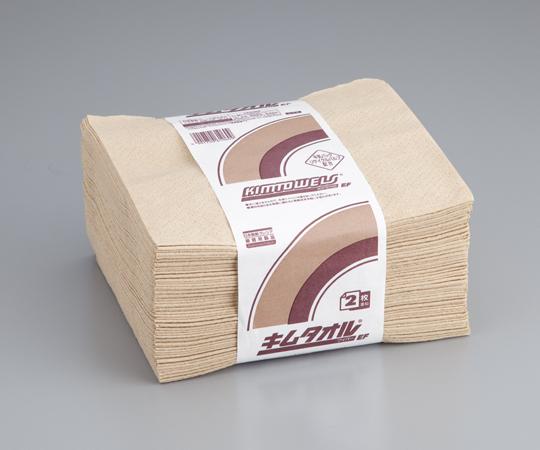 アズワン(AS ONE) キムタオル EF 4つ折り2プライ 61060(6-6685-09)