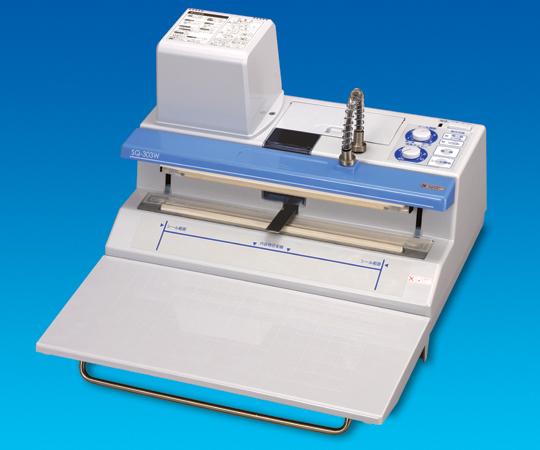 アズワン(AS ONE) 業務用卓上密封包装機 3×275 上下加熱 SQ-303W(2-7464-03)