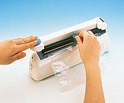 アズワン(AS ONE) ポリシーラー(卓上型) 2×200mm(カッターノブ付き) PC-200(6-645-11)