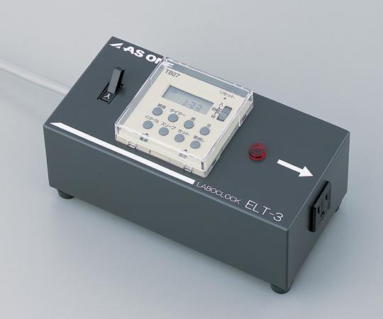 アズワン(AS ラボクロック ONE) ラボクロック プログラマブルタイマー ELT-3(1-6010-01) 24時間×インターバル設定 ONE) ELT-3(1-6010-01), ふくしかく:6033af91 --- treatoftheday.com