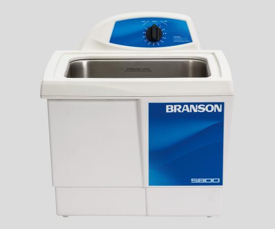 アズワン(AS ONE) 超音波洗浄器(Bransonic(R)) 398×398×381mm M5800-J(7-5318-50)