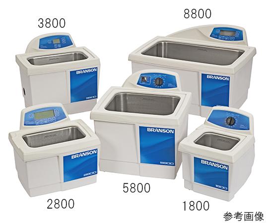 アズワン(AS ONE) 超音波洗浄器(Bransonic(R)) 251×302×303mm CPX1800H-J(7-5318-43)