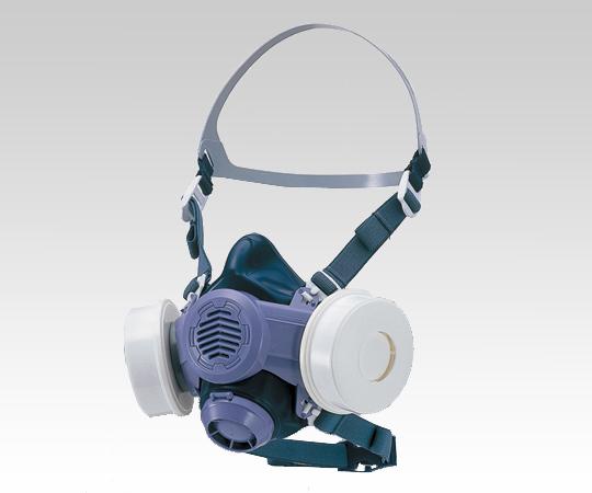 アズワン(AS ONE) ナノマテリアル用防じんマスク DR88SFT4(M) 半面形タイプ(2-2885-02)