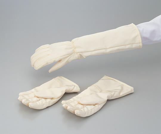 アズワン(AS ONE) 耐熱手袋 クリーンパック MT783-CP 500mm(1-9365-04)
