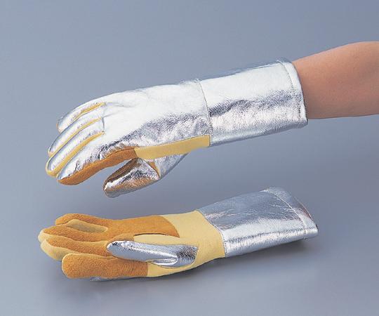 アズワン(AS ONE) 耐熱手袋 防水タイプ フリーサイズ(1-7432-01)