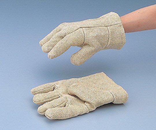 アズワン(AS ONE) 耐熱手袋 ゼテックスプラス TM 21112-1400-ZP ミットンタイプ 350mm(8-5317-02)