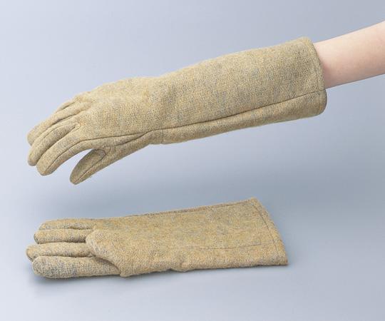 アズワン(AS ONE) 耐熱防災手袋 CGF6F45 450mm(1-7896-01)