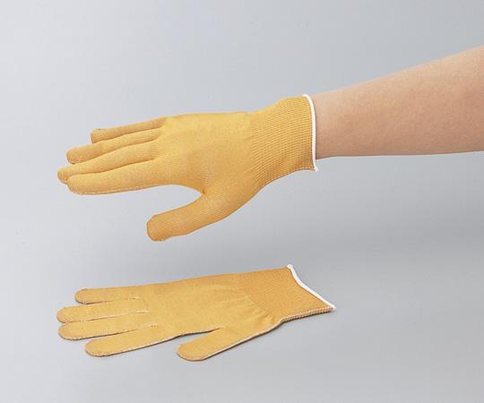 アズワン(AS ONE) 保護用インナー手袋(ザイロン(R)) MZ670 Mサイズ 10双入(1-7950-01)