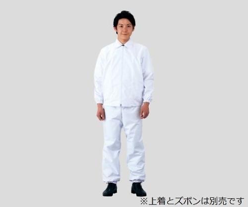 アズワン(AS ONE) フッ素樹脂コート耐薬ズボン JP-02A(T) L(2-9079-02)