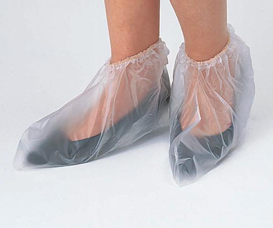 アズワン(AS ONE) ディスポ靴カバー 徳用タイプ 100入(6-986-01)