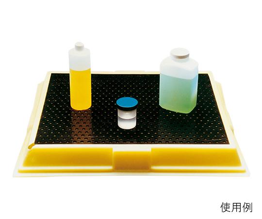 アズワン(AS ONE) 実験台トレー 650×560×80mm(3-6340-03)