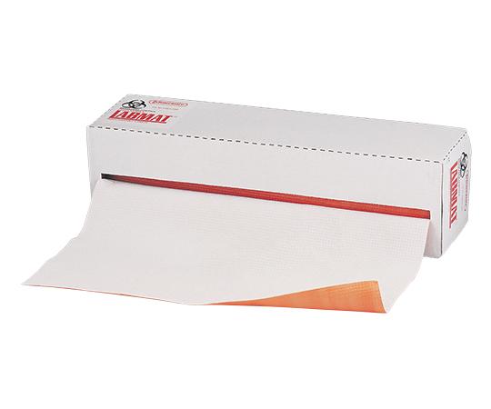アズワン(AS ONE) ラボシート オレンジ F24675-1000(1-6987-02)