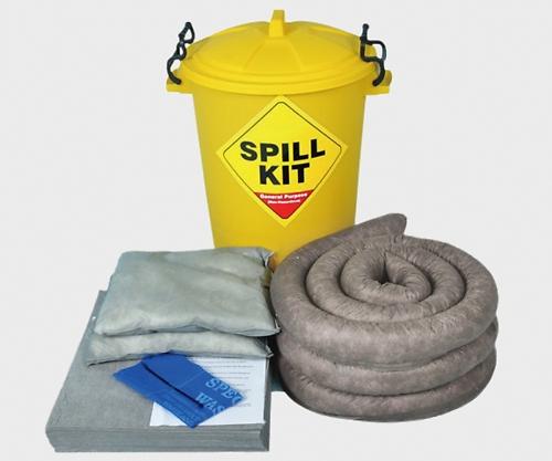 アズワン(AS ONE) 緊急液体吸収キット(水・油・溶剤用) GSK6E(2-985-01)