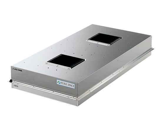 アズワン(AS ONE) ピュアスペース・20S(抗菌・防臭HEPAフィルター仕様) リモコン付き(3-6806-01)
