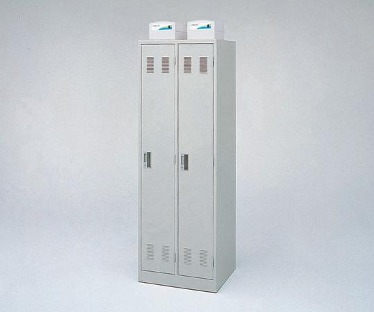 アズワン(AS ONE) 無塵衣ロッカー APU-60(6-8357-42) 【運賃別途】