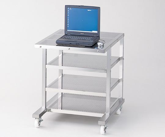 アズワン(AS ONE) クリーンルーム用パソコンラック HPCR-6(1-6075-01)