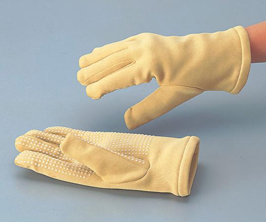 アズワン(AS ONE) クリーンルーム用 耐熱手袋 エンボス付 クリーンパック 334-059(9-1010-01)