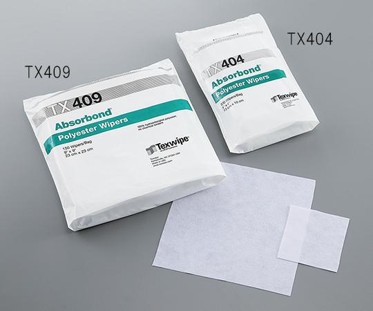 アズワン(AS ONE) ポリエステルワイパー(Absorbond(R)) 100×100 TX404(3-6993-02)