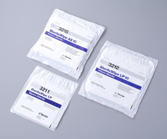 アズワン(AS ONE) 滅菌ワイパー TX3215 100枚入(1-7695-01)