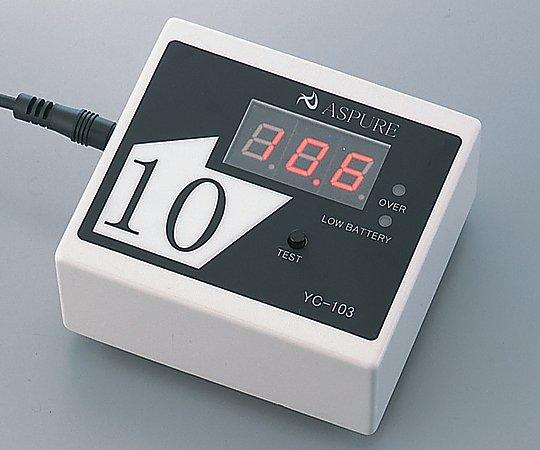 アズワン(AS ONE) 表面抵抗計 YC-103(2-7981-01)
