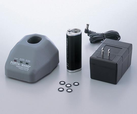 アズワン(AS ONE) ウエハー用真空ピンセット 交換用バッテリー VPWE-150-SILVER(1-9706-11)