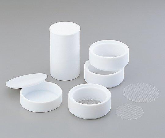 アズワン、サンクアスト、アズピュア、アクセル アズワン(AS ONE) フッ素樹脂製ふるいφ100(1-4222-02)