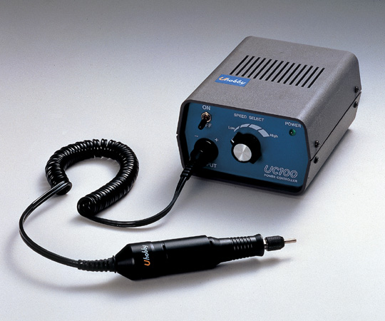 アズワン(AS ONE) マイクログラインダー 8000・15000・20000・25000rpm UHB-1(1-6308-01)